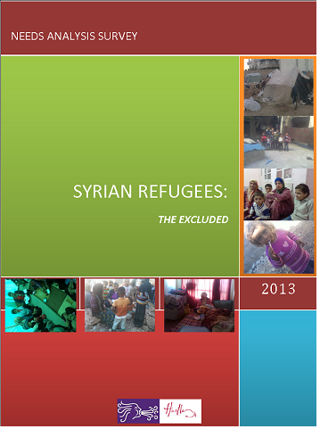 The Excluded - Syrian Refugees